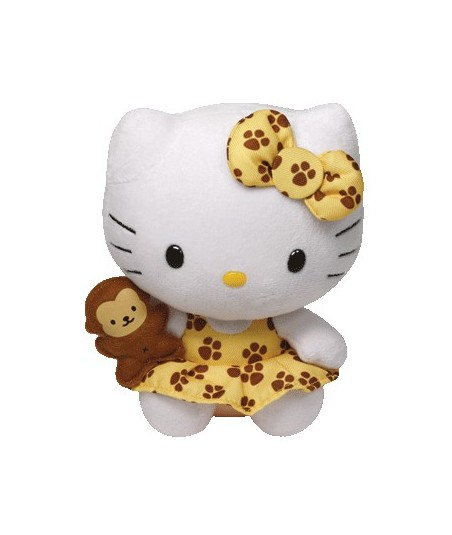 Peluche Hello Kitty Safari 15 cm