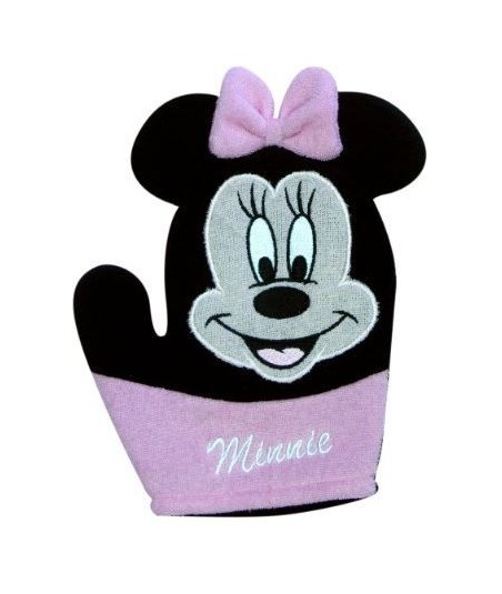 Gant de toilette Disney Minnie