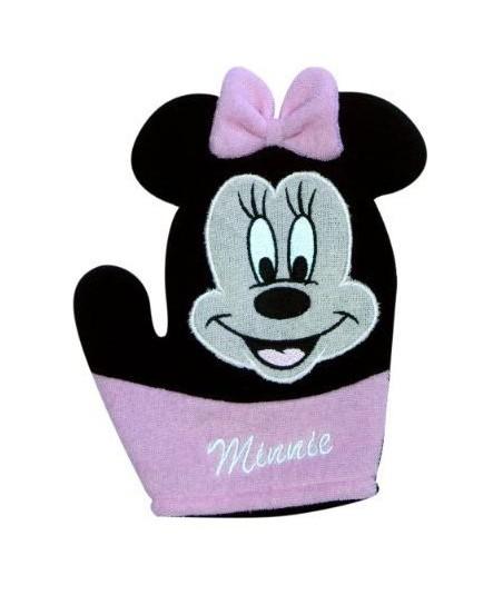 Gant de toilette Disney Minnie
