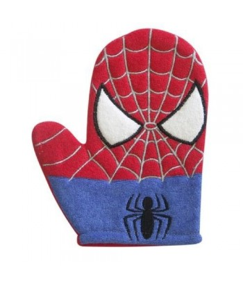Gant de toilette Disney Spiderman