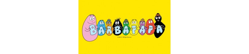 Peluche Barbapapa