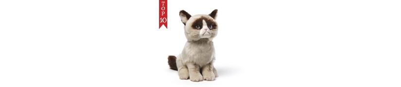 Peluche Grumpy Cat
