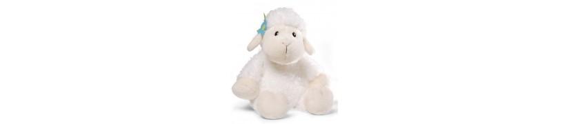 Les Agneaux et Les Moutons