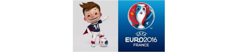 Peluche Mascotte Euro 2016