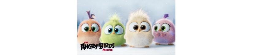 Les Hatchlings ou bébés angry birds