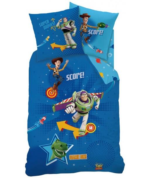 Parure Housse de couette Disney Toy Story Flipper