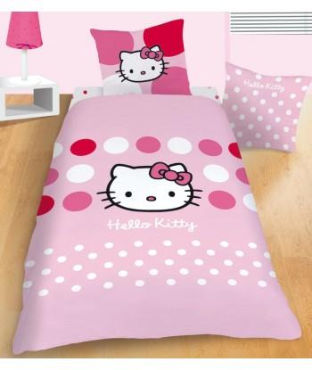 Parure Housse de couette Hello Kitty Sophie