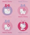 Parure Housse de couette Hello Kitty Agathe Pink