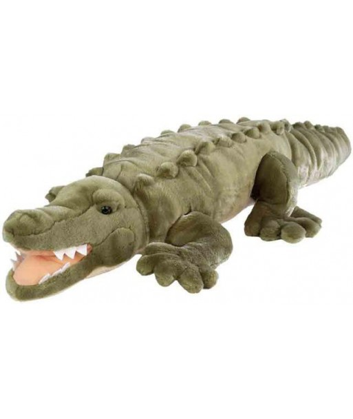 Peluche Crocodile Wild Republic 90 cm