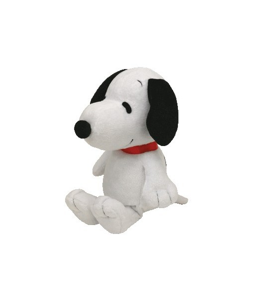 Peluche sonore Snoopy 15 cm