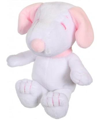 Peluche Snoopy rose 29 cm