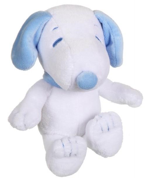 peluche snoopy bleu garçon 20 cm