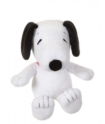 Peluche Snoopy Classique noir et blanc 29 cm