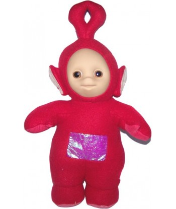 Peluche Teletubbies Rouge Po 25 cm