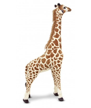 Peluche Girafe Réaliste Géante 140 cm