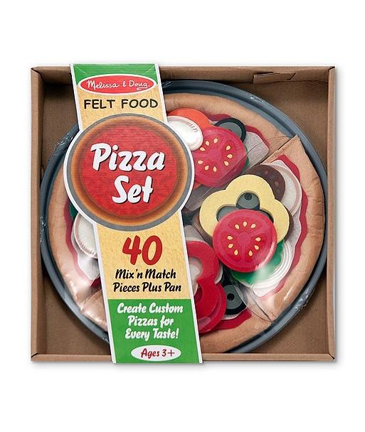 Set je crée ma pizza