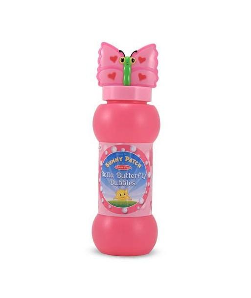 Flacon de liquide à bulles Papillon