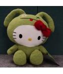 Peluche Hello Kitty Uglydoll Ox 22 cm