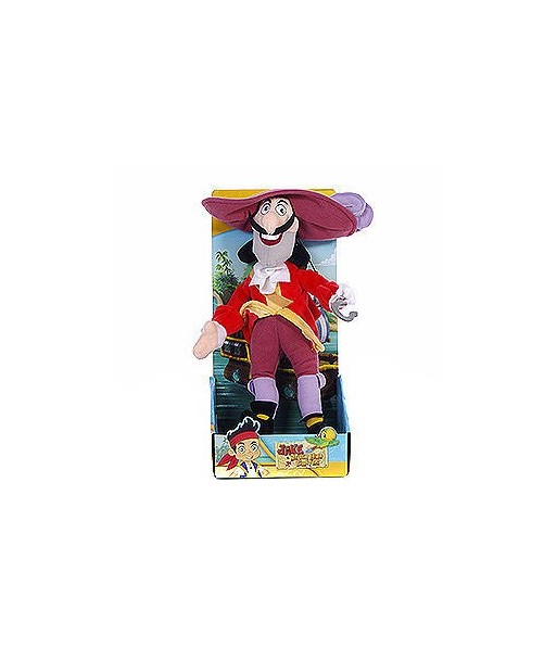 Peluche Disney Capitaine Crochet 25 cm