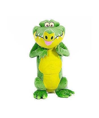 Peluche de Tick Tock le crocodile 25 cm