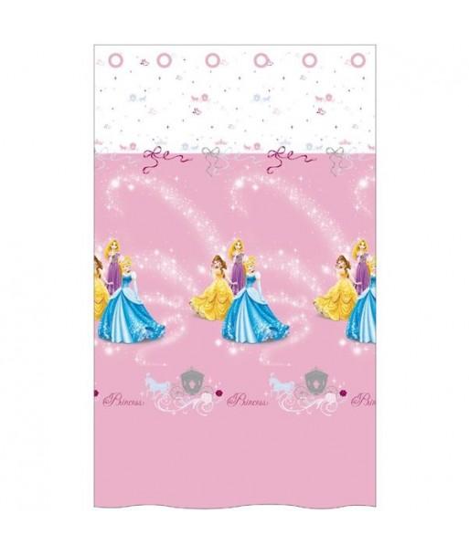 Voilage Disney Princesses 140 x x240 cm Plui d'étoiles