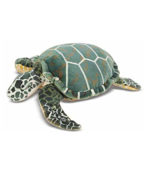 Peluche Tortue Marine Melissa and Doug 80 cm