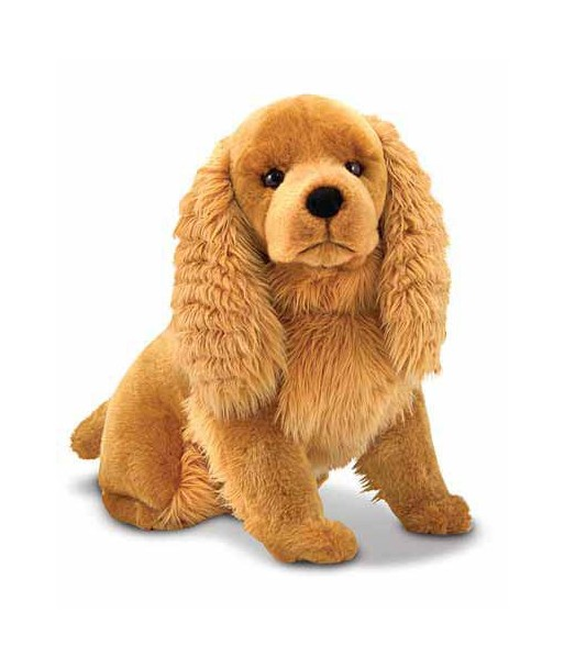 Peluche Cocker 51 cm Melissa and Doug