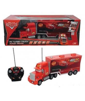 Camion télécommandé Disney Cars Mack 46 cm