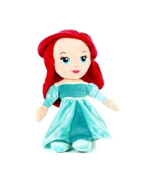 Peluche Princesse Disney Ariel 25 cm