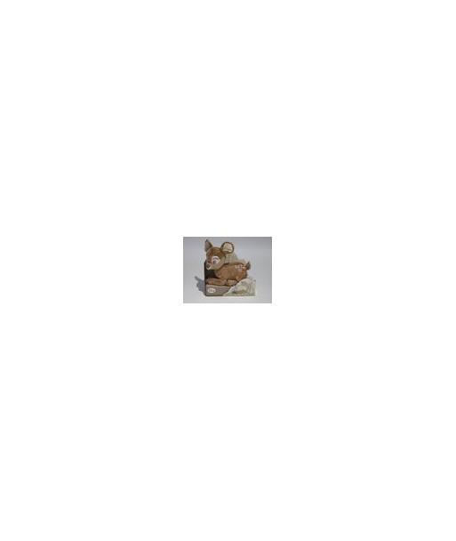 Peluche bambi Disney bébé 23 cm