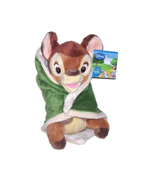 Peluche Bambi Disney Couverture 25 cm
