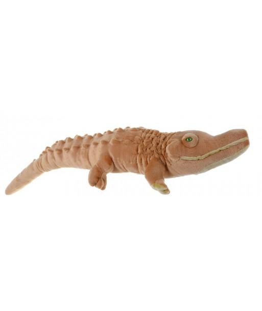 Peluche geante croccodile vert clair 180 cm