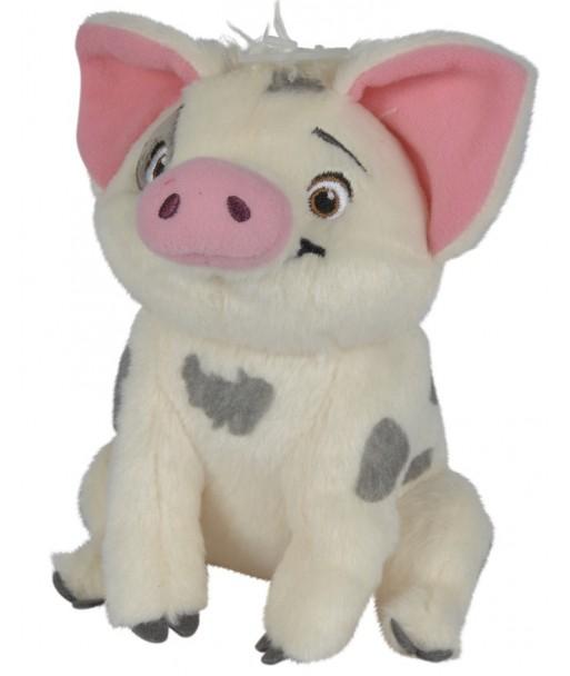 Peluche Vaiana Pua le cochon 25 cm