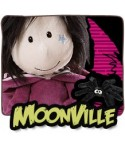 Peluche Nici coussin Miss Moonville